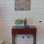 Carta da Parati Farrow & Ball Brocade